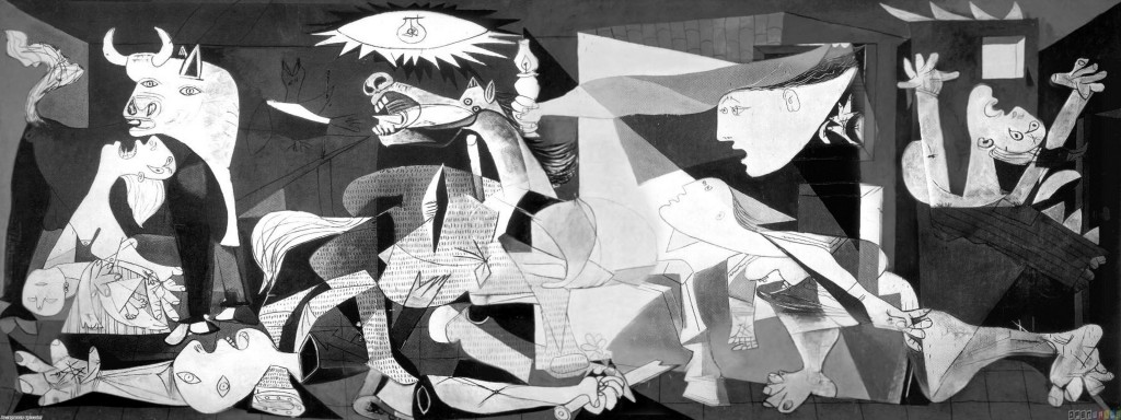 Guernica Painting
